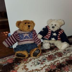BOYDS BEARS COLLECTION BEAR 🐻 SET